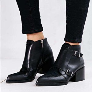 Circus by Sam Edelman Reese Monk Ankle Boots